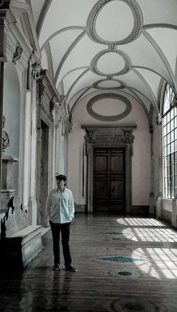 Tao in Palazzo Ruspoli 2009