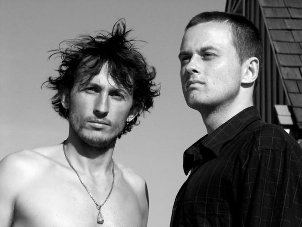 Tao and Bartolomeo Ruspoli c. 2005; photo by Olivia Wilde