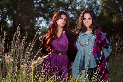 Amnah & Rabia - Fashion