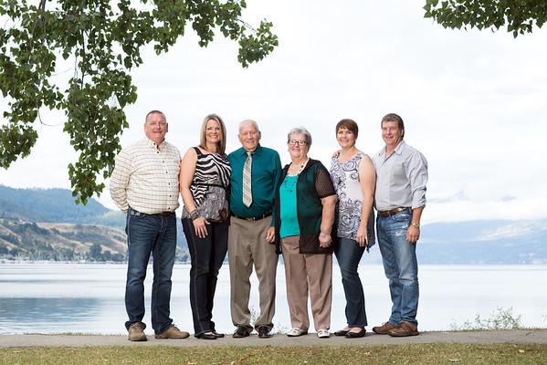 Karen Higgs & Family