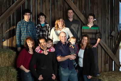 Patti LePoidevin Family