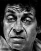 Comedian Mort Sahl, Boca Raton, Florida, 1974<br /> Photograph © 2012 Larry Singer