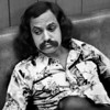 Cheech Marin, Miami, 1972<br /> Photograph © 2012 Larry Singer