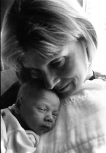 Holly and John, July 1993