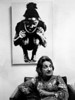 Betty Friedan, Boca Raton, Florida 1974<br /> Photograph © 2012 Larry Singer