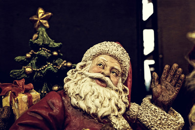 Santa Claus Wave