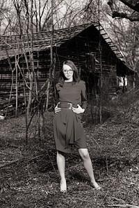 Savannah and barn
