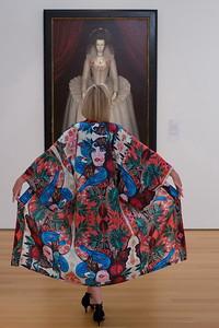 silk kimono again