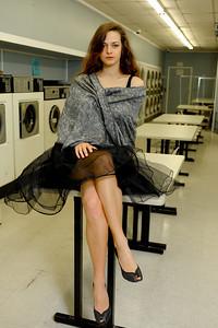 ...a laundromat??