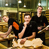 iov skills talents en heroes,dion aerssens(midden) en jasper blok en frank steketee,scalda ,vlissingen,houtbewerken