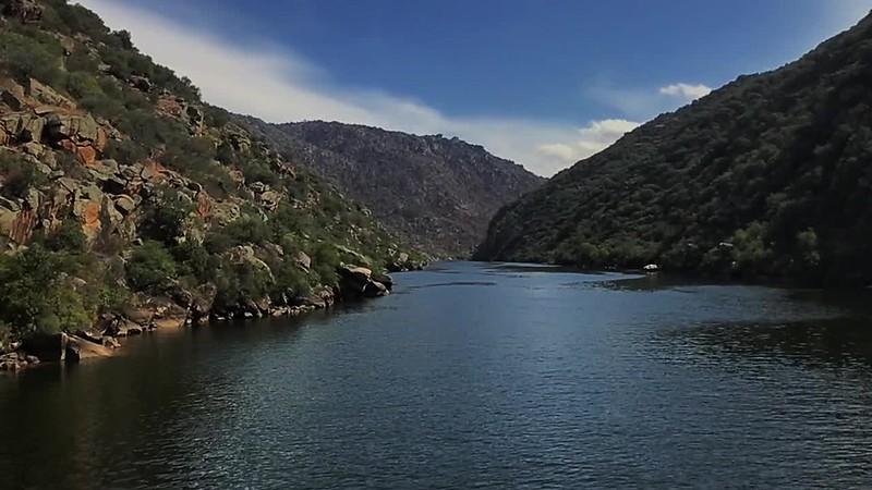 Douro River, Portugal.