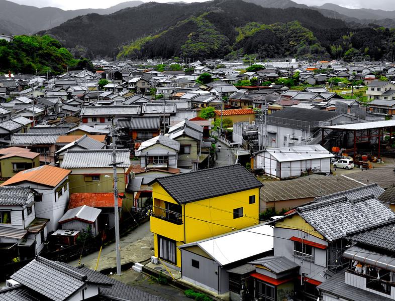 Kure town