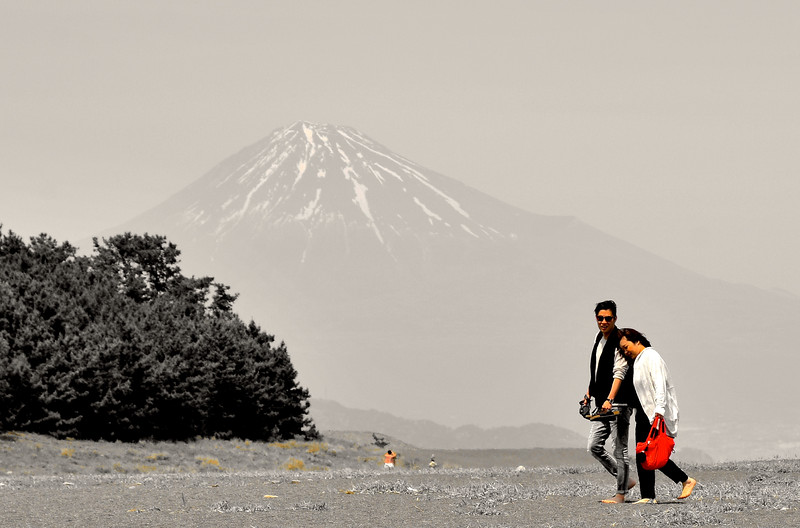 Another view of Mt. Fuji