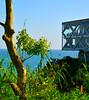 Seaside bistro, south of Kochi