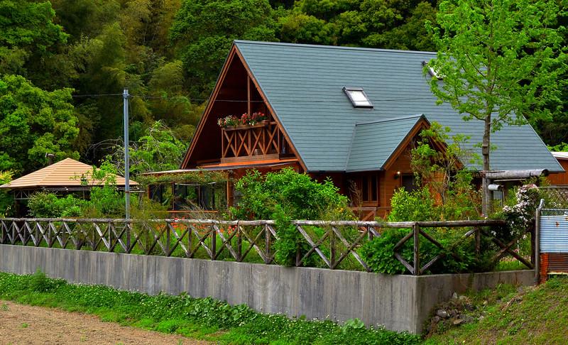 Nami-chan, Hiroko-san's country home