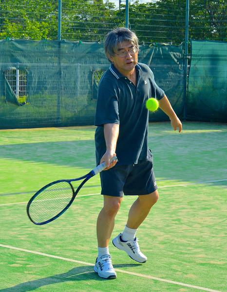 Mr. Tennis, Oka-sensei
