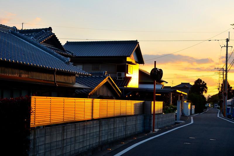 Chiyo's neighborhood