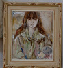 Chiyo's painting from the 1970's;  She was nationally awarded/recognized artist in those days.