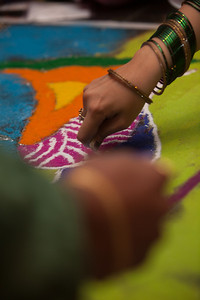 Diwali festival celebrations, Autodesk Singapore
