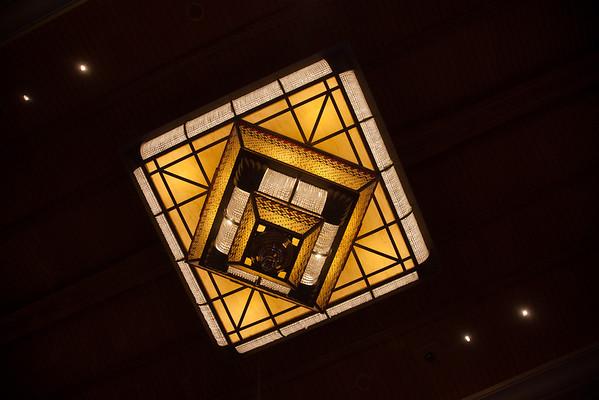 Ceiling detail - Las Vegas