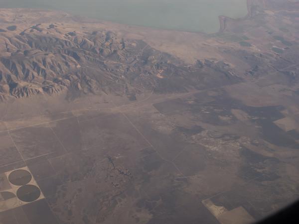 Approach to Las Vegas