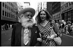 Santa @ Easter  Parade NYC<br /> NYC easter 760341