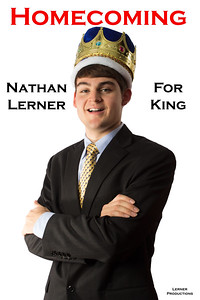 Nathan Lerner Homecoming Court