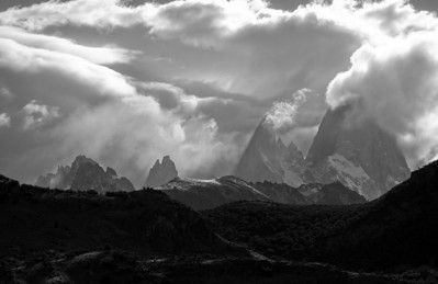 Breaking Free Parque Nacional Los Glaciares submitted by: Eric Guth from Argentina