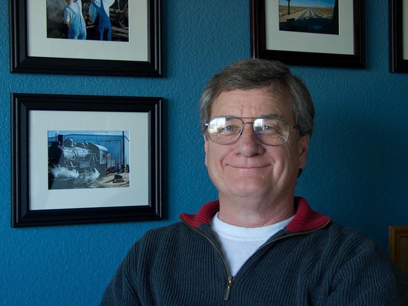 Self Portrait February 18, 2008