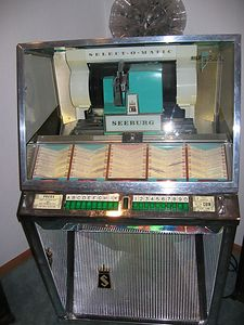 Old school jukebox