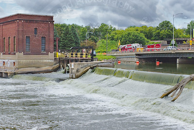 Antique Hydro Power