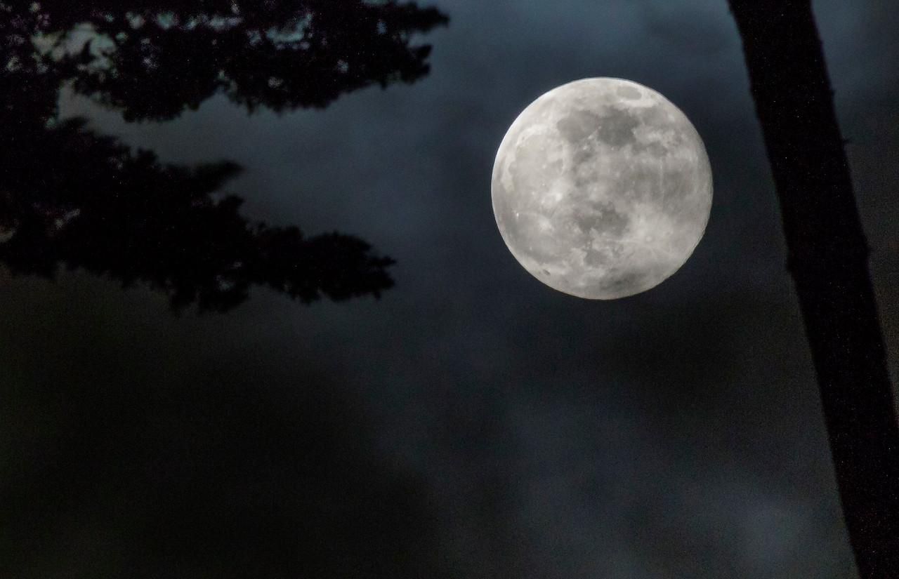 Moon Over Mason