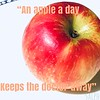 """AN APPLE A DAY KEEPS THE DOCTOR AWAY <br /> <a href=""""https://www.knowyourphrase.com/an-apple-a-day-keeps-doctor-away"""">https://www.knowyourphrase.com/an-apple-a-day-keeps-doctor-away</a><br /> Origin of 'An Apple a Day Keeps The Doctor Away'<br /> <br />  <br /> <br /> The origin of this saying is believed to be from Wales, a country in Great Britain. The first recorded use of this proverb is said to be in the 1860s. It makes an appearance, for example, in a publication called Notes and Queries from the year 1866.<br /> <br /> <br /> Of note, the English version of this phrase had an earlier form that went like this: """"Eat an apple on going to bed, and you'll keep the doctor from earning his bread."""" The later version that is commonly heard today seemed to take hold sometime during the early 20th century. For example, the later version of the saying is written in The Country Gentleman, 1913:<br /> <br /> <br /> """"An apple a day keeps the doctor away.""""<br /> <br /> <br /> On hearing this phrase, some people may wonder: Would eating an apple a day really keep the doctor away forever? Obviously not. Sure, eating an apple every day can have certain health benefits (this fruit has dietary fiber, for one, which aids the digestive process), but even if you're as fit as a fiddle and eat healthy, and you even consume apples on a daily basis, well, it is still possible to get sick and thus need the help of a doctor. Basically, the idea here for this proverb is that eating healthier can help to keep the doctor away.<br /> <br /> #healthfitnesslifeguy<br /> <a href=""""https://www.instagram.com/p/Bq3eRKRljNb/"""">https://www.instagram.com/p/Bq3eRKRljNb/</a><br /> <br /> <a href=""""https://foodsofallkinds.wordpress.com/2018/07/06/fruits-various-kinds/"""">https://foodsofallkinds.wordpress.com/2018/07/06/fruits-various-kinds/</a><br /> <br /> Dementia fight<br /> <a href=""""https://salphotobiz.smugmug.com/Seen-on-Media/i-nDvfvKV"""">https://salphotobiz.smugmug.com/Seen-on-Media/i-nDvfvKV</a><br /> <"""
