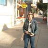 Day 1 - c2) Cameraman Kel on Mason Street