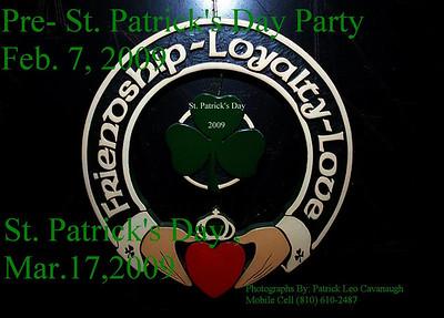 Pre-St. Patrick's Day 2009