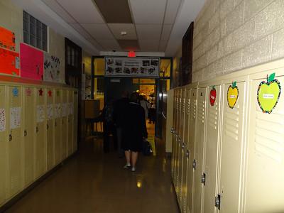 Precious Blood School Visit