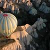 Kapadokya Balloons' daily dawn flight. Near Goreme, Turkey.