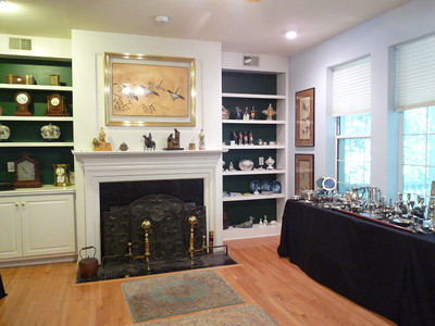 Silver, porcelain, clocks and more!
