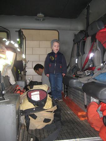 TSGI Fire Station Visit 2013