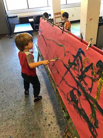 October Art Lab