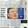 Daily Telegraph - ask Hils - 23-3-09 cover