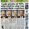 Daily Telegraph - May 17th 09 - main cover