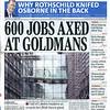 Evening Standard - 23rd October 08 - cover