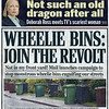 Daily Mail - June 18 cover