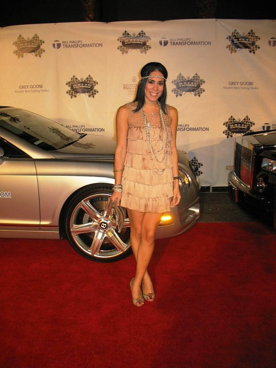 Rally for Kids gala - Roosevelt Hotel, Hollywood, CA - October 2010.