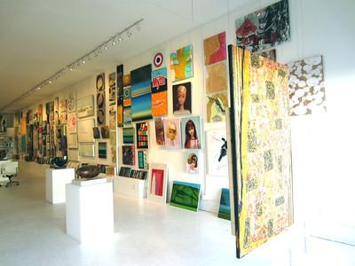 Tales of Copenhagen # 3 at Wallspace gallery - Los Angeles.