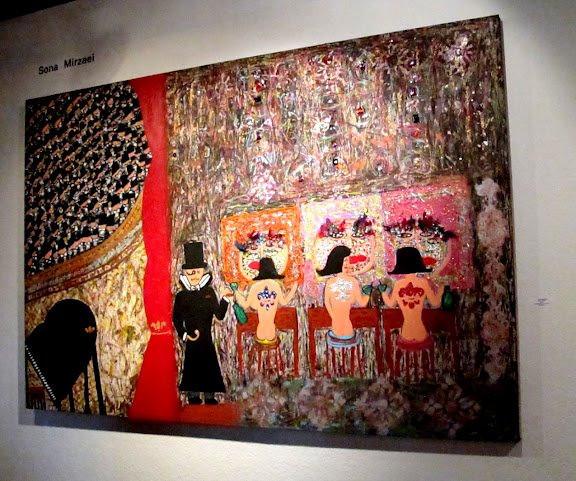 Circa 1919 at Jeanie Madsen Gallery - Santa Monica, CA.