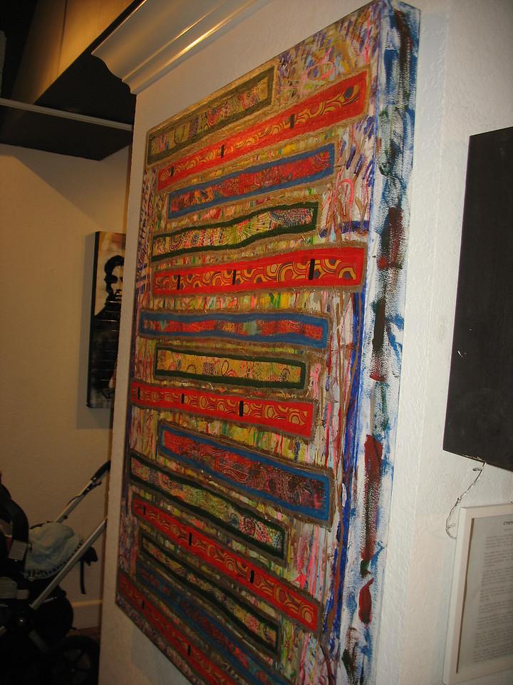 Songs of Sarasvati at Jeanie Madsen Gallery - Santa Monica, CA.