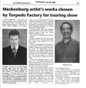 Mecklenburg Sun July 29, 2009