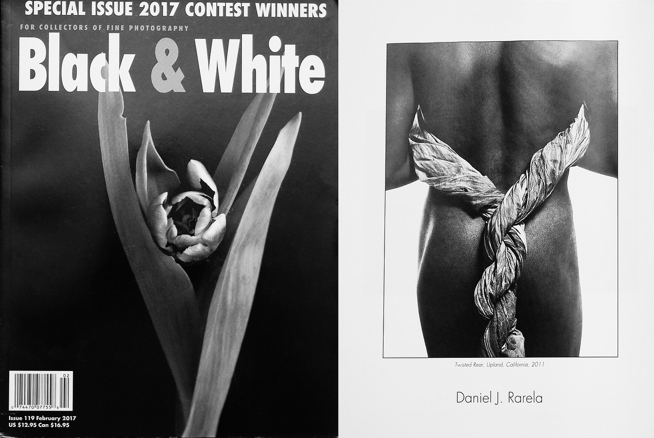 Black & White Magazine - Issue #119, February 2017